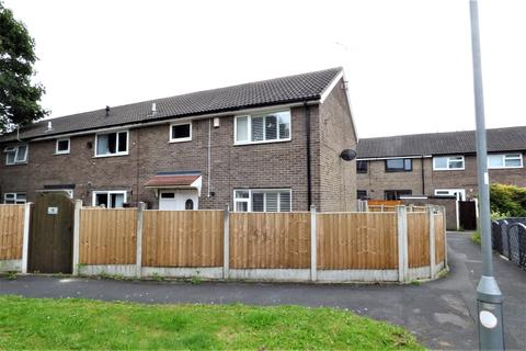 3 bedroom end of terrace house for sale - Rossefield Close, Leeds LS13