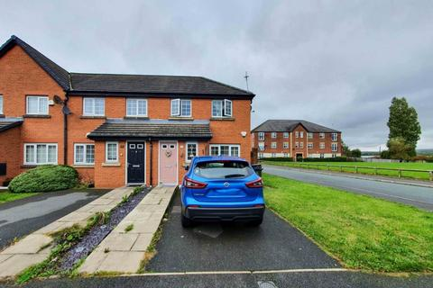 3 bedroom end of terrace house for sale - Newbold Hall Drive, Rochdale, OL16