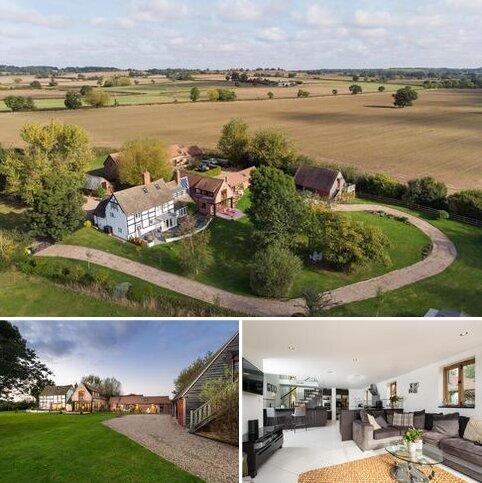 5 bedroom detached house for sale - Wasperton, Near Warwick, Warwickshire, CV35