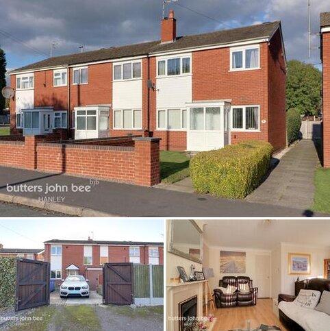 2 bedroom end of terrace house for sale - Austin Street Stoke-On-Trent ST1 3HT