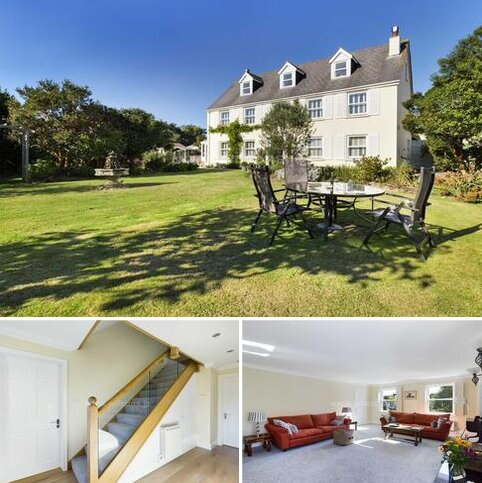 5 bedroom detached house for sale - St Helier