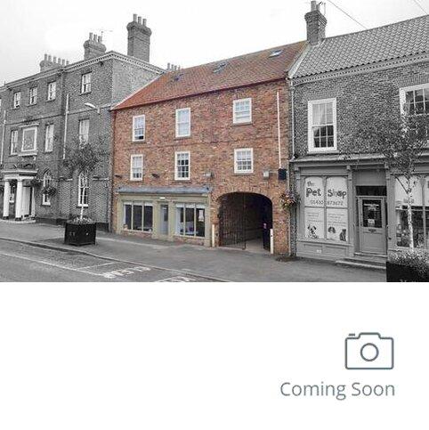 1 bedroom apartment to rent - High Street, Market Weighton