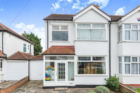 3 bedroom semi-detached house for sale - Mervyn Avenue, New Eltham, SE9