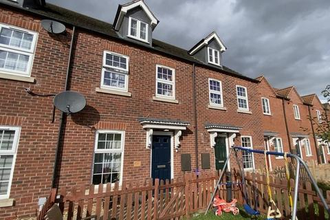 3 bedroom townhouse for sale - Poppy Close, Spalding