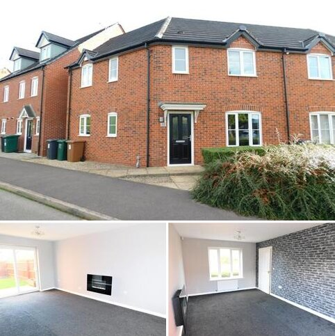 3 bedroom semi-detached house to rent - Foss Road, Hilton