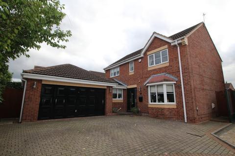 4 bedroom detached house for sale - Clement Close, Normanton