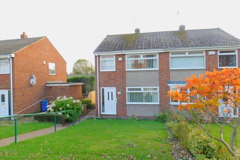 3 bedroom semi-detached house for sale - EASTDENE WAY, PETERLEE, Peterlee, SR8 5TL