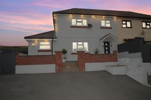 3 bedroom semi-detached house for sale - Greensway, Abertysswg, Rhymney, NP22 5AR