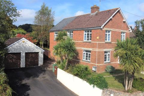 4 bedroom detached house for sale - Ashley Road, Uffculme, Cullompton, EX15