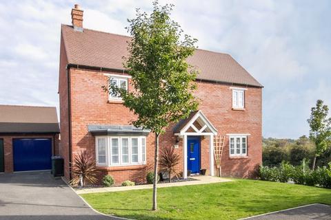 4 bedroom detached house for sale - Lagonda Drive, Brackley