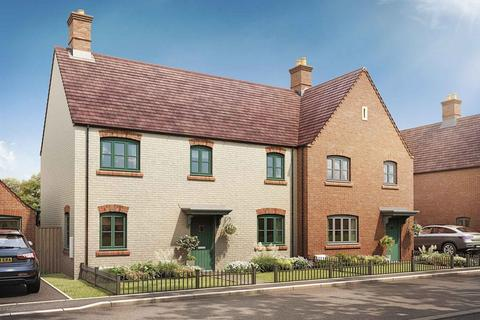 4 bedroom detached house for sale - The Malbury - Plot 693 at Willow Park at Chestnut Grove, Radstone Fields, Radstone Road NN13