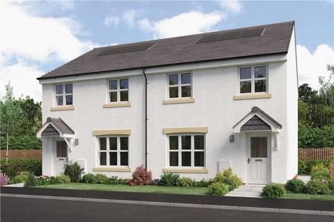 3 bedroom semi-detached house for sale - Plot 201, Meldrum Semi at Highstonehall, Highstonehall Road ML3