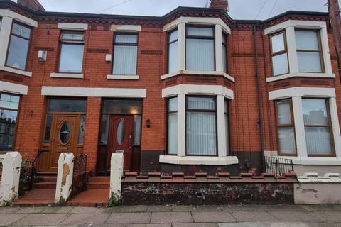 3 bedroom terraced house for sale - Mauretania Road, Liverpool