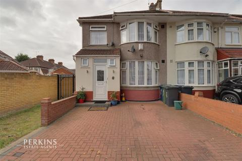 3 bedroom end of terrace house for sale - Southall, UB1