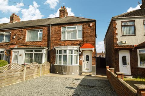 2 bedroom end of terrace house for sale - Graham Avenue, Hessle Road, Hull