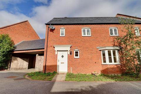 3 bedroom end of terrace house to rent - Lattimore Road, Stratford-upon-Avon