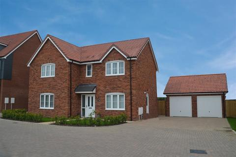 4 bedroom house for sale - Plot 032, The Stamford at Roundhouse Gate, Primrose Close  NR4