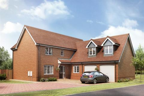 5 bedroom house for sale - Plot 031, The Nailsworth at Roundhouse Gate, Primrose Close  NR4