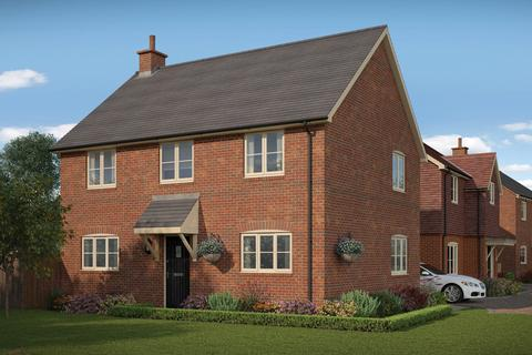 4 bedroom detached house for sale - Plot 519, The Carrisbrooke at Hanwell View, Southam Road, Banbury OX16