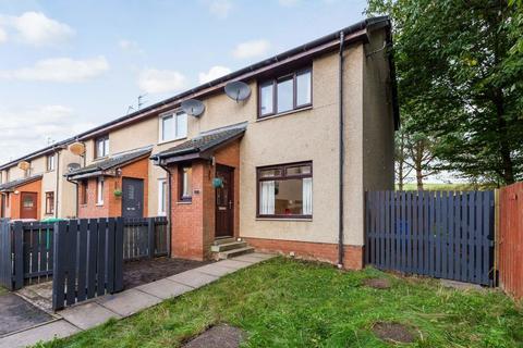 2 bedroom end of terrace house for sale - 77 Burnside Terrace, Oakley, KY12 9QU