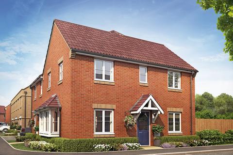 3 bedroom end of terrace house for sale - Plot 125, The Nottingham at Farriers Reach, Off main Road, Barleythorpe Oakham, Rutland LE15