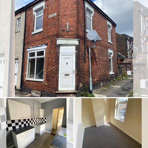 4 bedroom end of terrace house for sale - Chatham Street, Stoke-on-Trent ST1