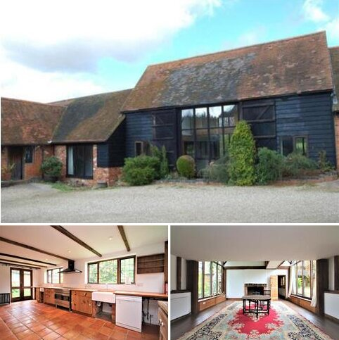 3 bedroom barn conversion to rent - Cold Harbour, Goring Heath, RG8