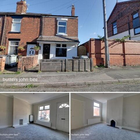 2 bedroom end of terrace house for sale - New Street, Sandbach
