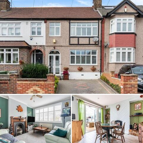 3 bedroom terraced house for sale - Priestfield Road, Forest Hill