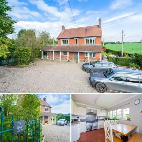 5 bedroom detached house for sale - Holyhead Road, Nesscliffe, Shrewsbury