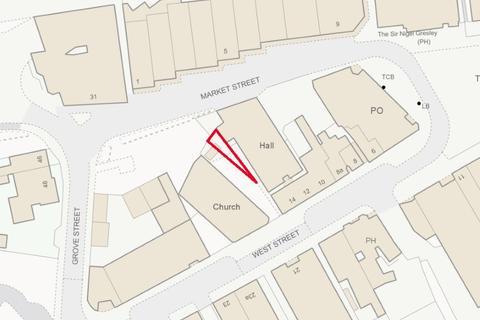 Land for sale - Land off West Street, Swadlincote, Derbyshire, DE11 9DE