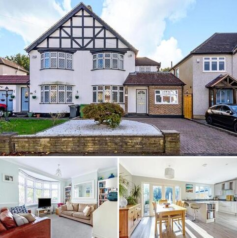 4 bedroom semi-detached house for sale - Kingsway, West Wickham
