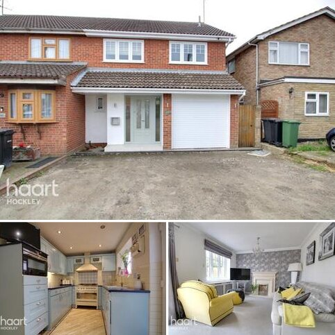 4 bedroom semi-detached house for sale - Alexandra Road, Rochford