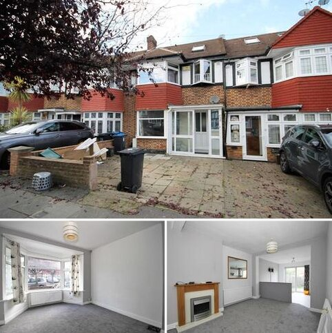 3 bedroom terraced house to rent - Dudley Drive, Morden