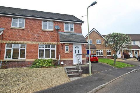 3 bedroom semi-detached house for sale - Tudor Mews, Miskin, Pontyclun, Rhondda, Cynon, Taff. CF72 8SL