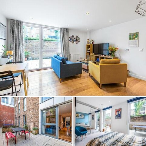 2 bedroom flat for sale - Jeffreys Road, Clapham