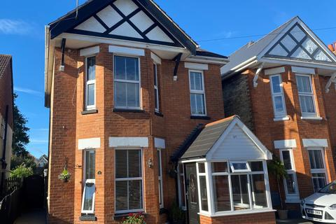 4 bedroom detached house for sale - Somerset Road, Bournemouth, BH7