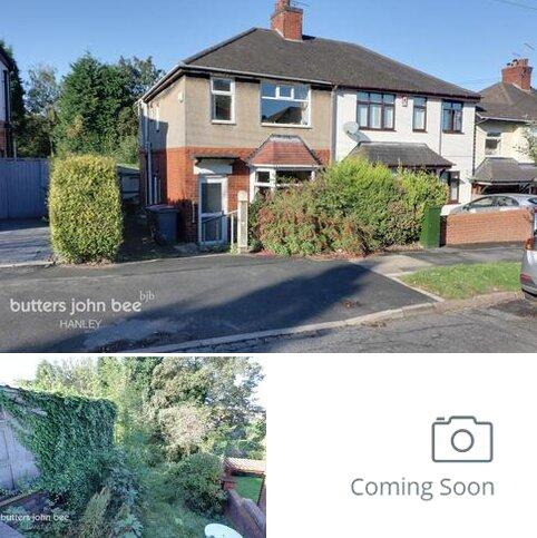 3 bedroom semi-detached house for sale - Mornington Road Stoke-On-Trent ST1 6EN