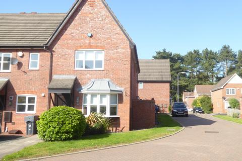 3 bedroom end of terrace house to rent - Sedge Drive, Bromsgrove B61