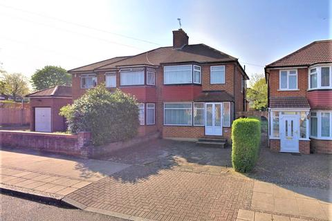 3 bedroom semi-detached house for sale - Brinkburn Gardens, Queensbury, HA8
