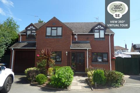 4 bedroom detached house to rent - Coundon Green, Coventry, CV6