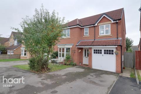 4 bedroom detached house for sale - Grosvenor Drive, Littleover