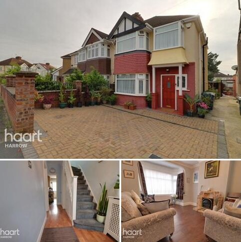 3 bedroom semi-detached house for sale - Clydesdale Avenue, HA7