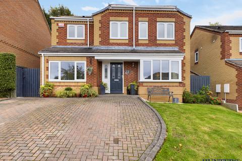 4 bedroom detached house for sale - Gus Walker Drive, Pocklington, York