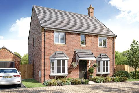 4 bedroom detached house for sale - Plot 188, The Redcar at Harriers Rest, Lawrence Road PE8