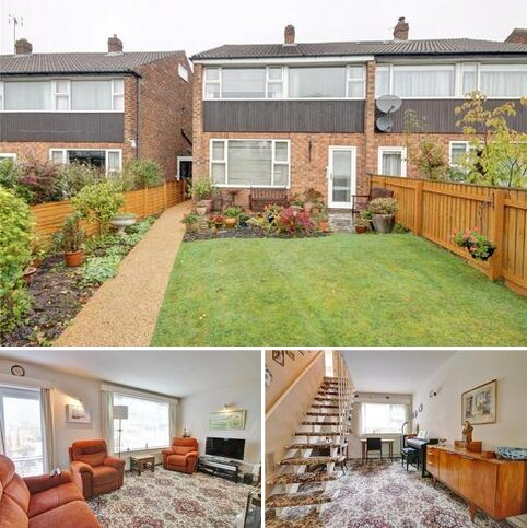 4 bedroom semi-detached house for sale - St Bedes Close, Crossgate Moor, Durham, DH1