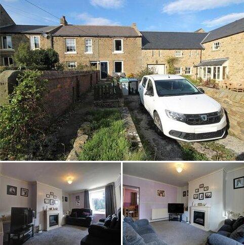 2 bedroom terraced house for sale - Iveston Lane, Iveston, Consett, DH8