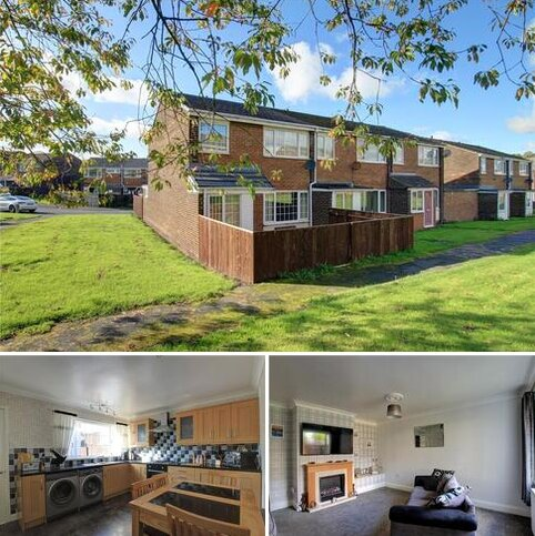 3 bedroom terraced house for sale - Fines Park, Stanley, DH9