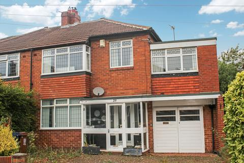 4 bedroom semi-detached house for sale - The Riding, Kenton, Newcastle upon Tyne, Tyne and Wear, NE3 4LQ
