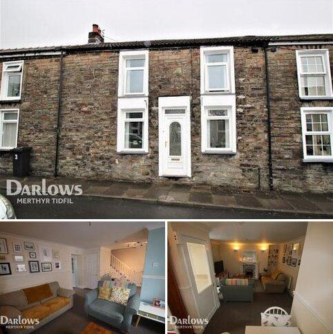 3 bedroom terraced house for sale - Morgan Street, Merthyr Tydfil